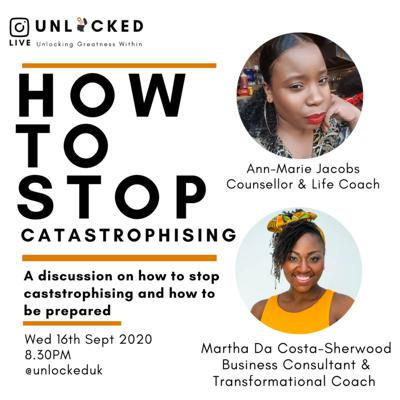 Cover art for How To Stop Catastrophising
