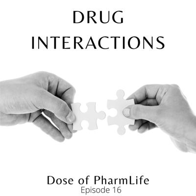 Cover art for DRUG INTERACTIONS