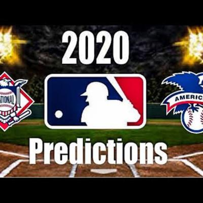 Cover art for MLB Season Predictions | AllBall Podcast