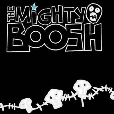 Cover art for The mighty boosh radio series stolen