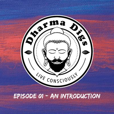 Dharma Digs Podcast - Accessing a Higher Plane Via the Arts