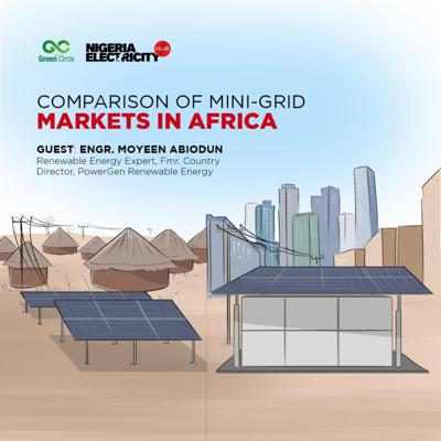 Cover art for Comparison Of Mini-Grid Markets In Africa