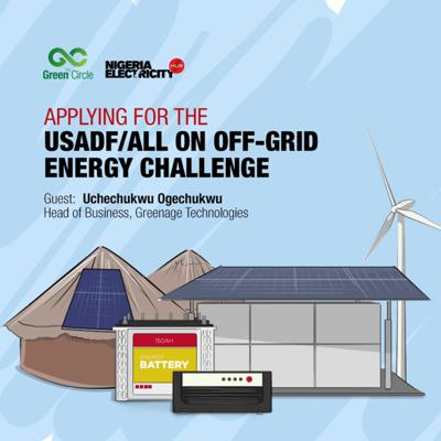 Cover art for Applying for the USADF/All On Off-Grid Energy Challenge