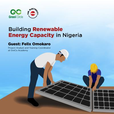 Cover art for Building Renewable Energy Capacity in Nigeria