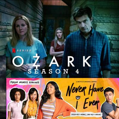 Cover art for Netflix News Weekly featuring Ozark season 4 details and, other news from this week.