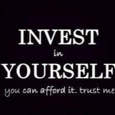 Cover art for EP1 - The Power of Self Investment