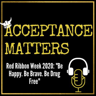 Cover art for Red Ribbon Week: Be Happy, Be Safe, and Be Drug-Free