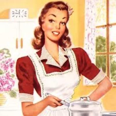 Cover art for Women and cooking