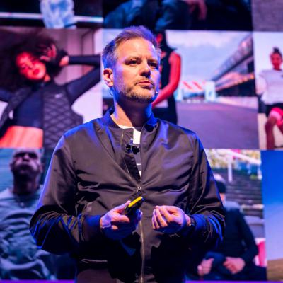 Cover art for Michael Martin (Nike) on The Power of Digital Transformation | #TNW2019