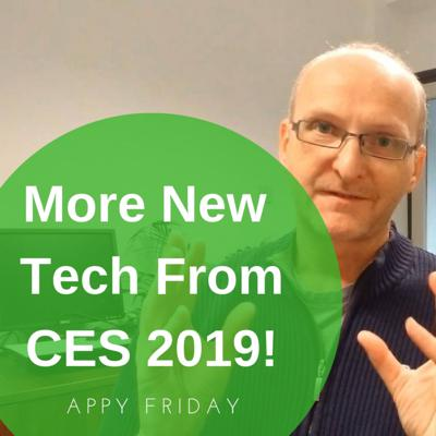 Cover art for Everything you need to know from CES 2019 (Part 2)