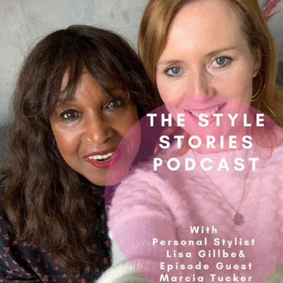 Cover art for THIS is what being 62 looks like today with guest, actress Marcia Tucker - Marcia's Style Story