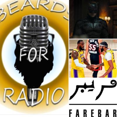 Cover art for Beards for Radio: Trailer for The Batman & The 2020 NBA Finals