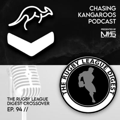 Chasing Kangaroos - For international rugby league fans
