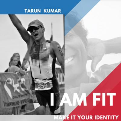 Cover art for Obese to Iron Man – Tarun Kumar's journey to I AM FIT
