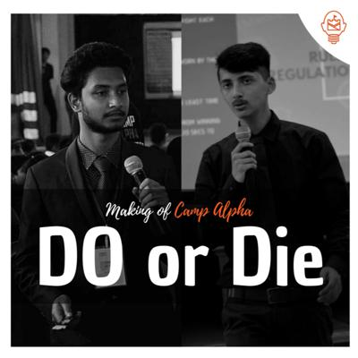 Cover art for Do or Die