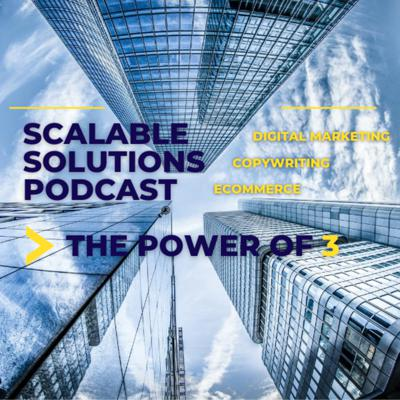 Cover art for Scalable Solutions Podcast episode 1 - Committed to Scale