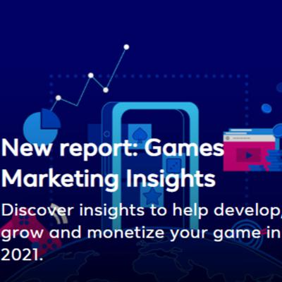 Cover art for Facebook's Games Marketing Insights for 2021
