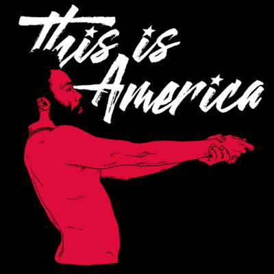 Cover art for Pilot: This is America!