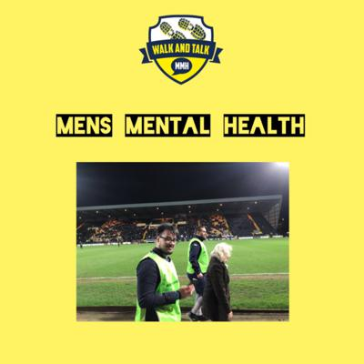 Cover art for We #SitAndTalkMMH with Jon Ripley who is cycling 370 in aid of Mens Mental Health