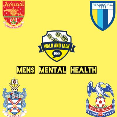 Cover art for We #SitAndTalkMMH with Fellow Walkers (Mens Mental Health)
