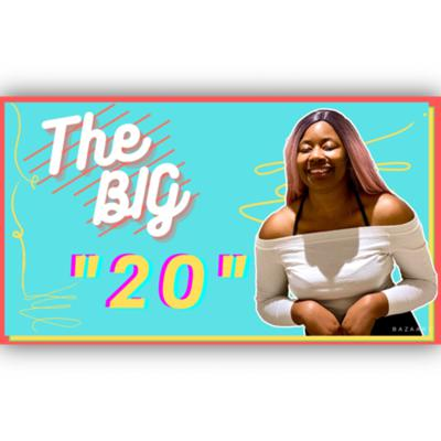 """Cover art for The BiG """"2O"""" To all those who are 20 in 2020"""