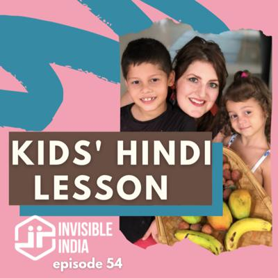 Cover art for 54  Hindi Lesson for Kids   Fruits of India   Beginner's Hindi