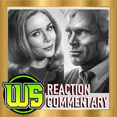 Cover art for REACTION COMMENTARY: