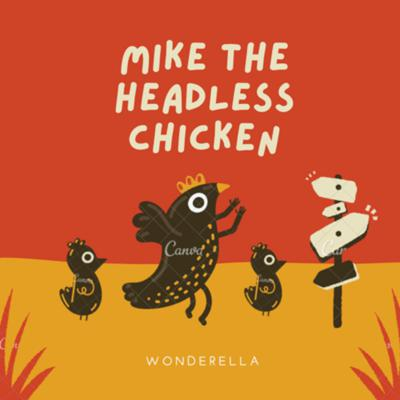 Cover art for Mike the headless chicken