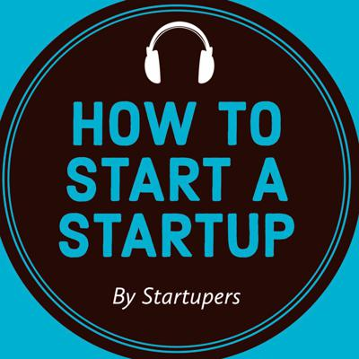 Cover art for How to start a startup?