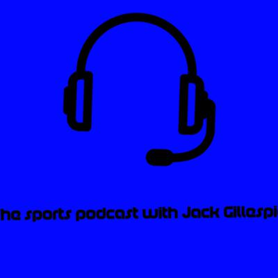 Cover art for Talking sports with Jack Gillespie (Cohost Alex hiar) NFL top 100 list