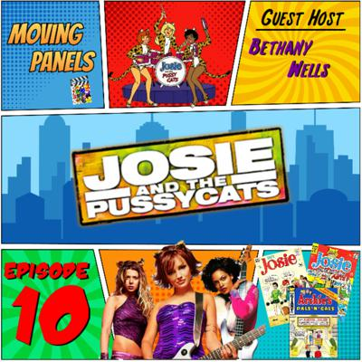 Cover art for 10 Josie and the Pussycats with Bethany Wells
