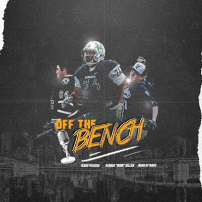 Cover art for Episode 59: Issac of Off the Bench 412 Podcast