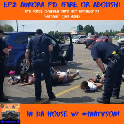 Cover art for Aurora PD (Fire or Abolish)