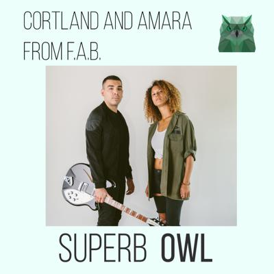 Episode 6 : Cortland and Amara from F.A.B.
