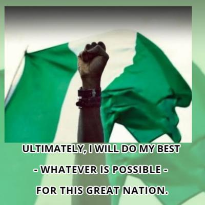 Cover art for NIGERIA MY COUNTRY