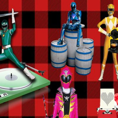 Cover art for 'BOYZS CLUB Vancouver' -- Plaiddle Royale {Featuring the POWER RANGERzS!}