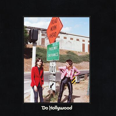 "Cover art for E6 - The Lemon Twigs ""Do Hollywood"""