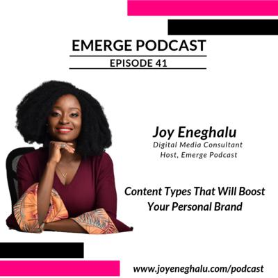 The Personal Brand Podcast
