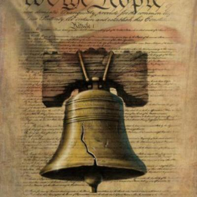 Cover art for Liberty and the Constitution