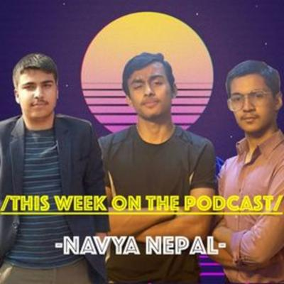 Cover art for Nepali Politics, MUNs and social work in Nepal with Navya Nepal Spill The Drinkz podcast EP-5