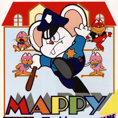Cover art for 178 - Mappy Land