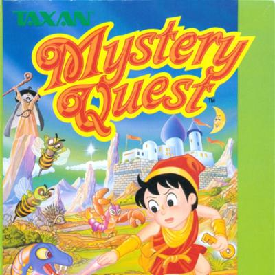 Cover art for 179 - Mystery Quest