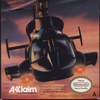 Cover art for 184 - Airwolf