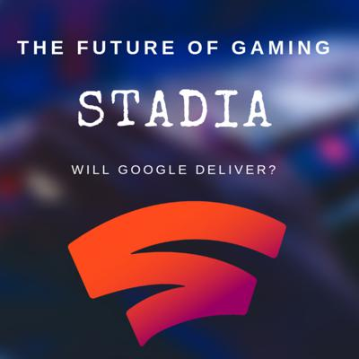 Cover art for Morning Drive - Stadia...is it the future?