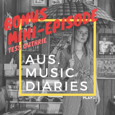 Cover art for Bonus Guest Episode: Tess Guthrie gets all supportive for Georgie Currie