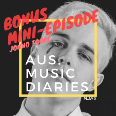 Cover art for Bonus Guest Episode: Jonno Tooke from Cry Club has a good rave about Bonniesongs