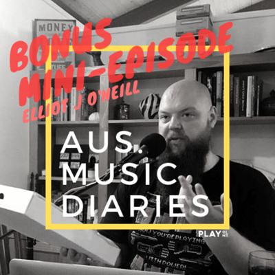 Cover art for Bonus Guest Episode: Elliot J O'Neill of The Simpsons Index goes punk with Amyl and The Sniffers