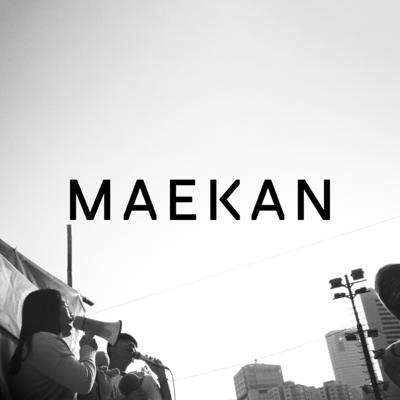 Cover art for MAEKAN Session — The Need for Criticism