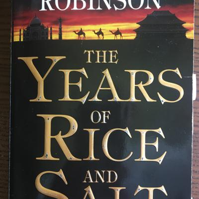 Cover art for The Years of Rice and Salt 1: