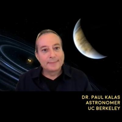 Cover art for Does HD 106906 b resemble Planet X? - Dr. Paul Kalas, astronomer, UC Berkeley - Astronomy News with The Cosmic Companion Dec. 22, 2020